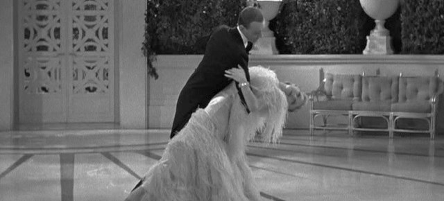 Shall We Dance Friday: Fred Astaire and Ginger Rodgers – Cheek To Cheek from Top Hat