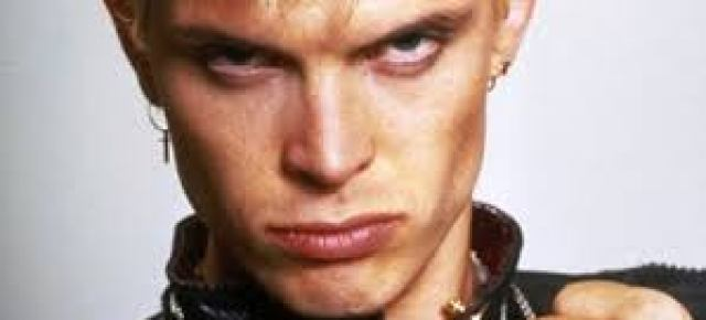 Throwback Thursday: Billy Idol- Rebel Yell (plus encore performance)