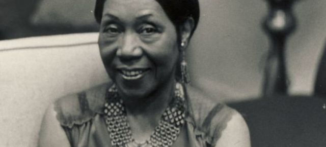 Caribbean Dance Class to Celebrate Lavinia Williams Yarborough:  Dancer, Educator & Anthropologist