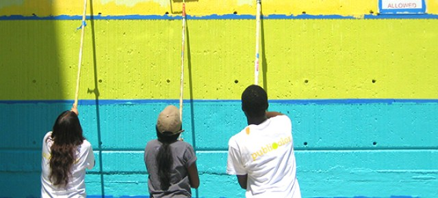 Publicolor: Making A Colorful Difference In The Lives Of Young People