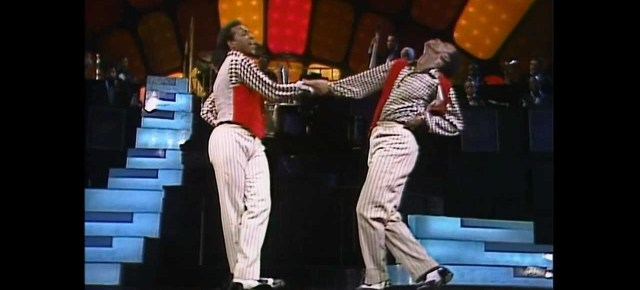 Shall We Dance Friday: Gregg Burge & Hinton Battle Tap Dance – George H.W. Bush Inaugural Gala, 1989