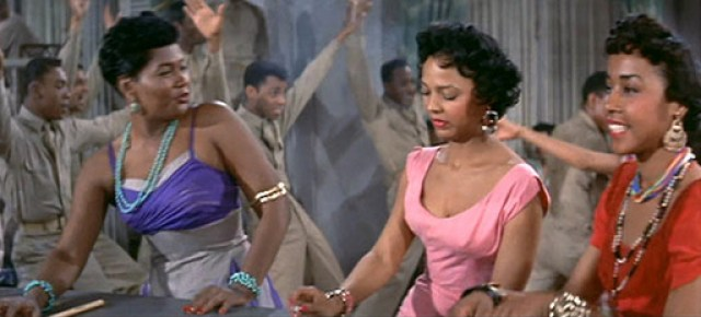 Hollywood Monday: Carmen Jones- Gypsy Song – Beat Out Dat Rhythm on a Drum