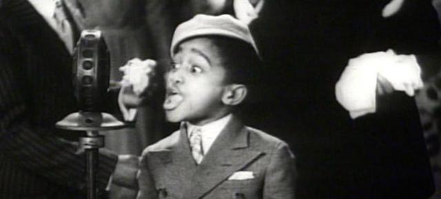Shall We Dance Friday: Sammy Davis Jr.- The Original Triple Threat