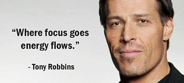 9/16/14 O&A Inspirational Tuesday: Tony Robbins- Focus