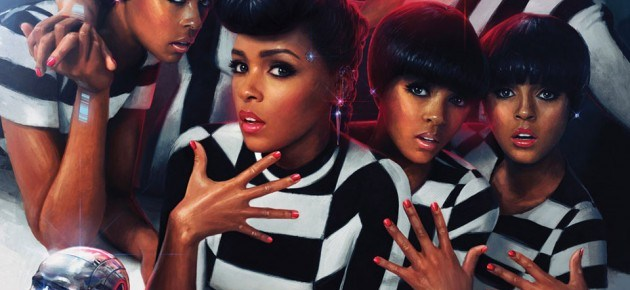 9/27/14 O&A Listen Up: Janelle Monae- Electric lady