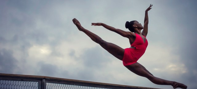 10/21/14 O&A Inspirational Tuesday: Taking Flight: From War Orphan to Star Ballerina