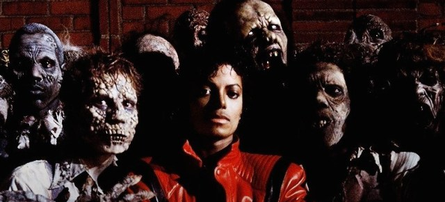 10/31/14 O&A Throwback Thursday Halloween Edition: Michael Jackson's Thriller