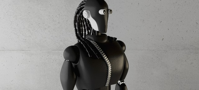 10/17/14 O&A With WaleStylez: Rick Owens Robotics by Simeon Georgiev