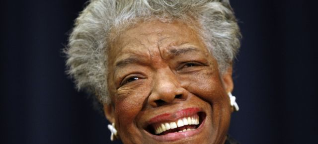 11/25/14 0&A Inspirational Tuesday: Teach By Example- Maya Angelou