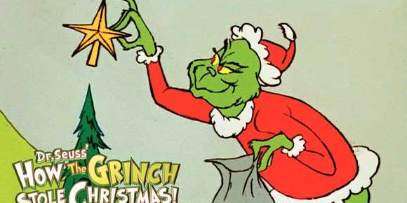 12/1/14 O&A Hollywood Monday: How The Grinch Stole Christmas!