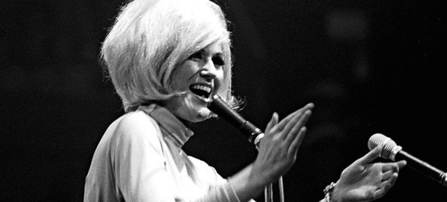 10/6/14 O&A Throwback Thursday: Dusty Springfield