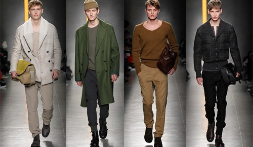 11/27/14 O&A Its Saturday- Anything Goes: Bottega Veneta Men's Fall-Winter 2014/2015 Runway Show