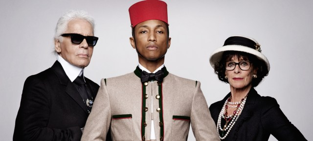 """Reincarnation,"" film by Karl Lagerfeld ft. Pharrell Williams, Cara Delevingne & Géraldine Chaplin PLUS- The 2015 Chanel Collection"
