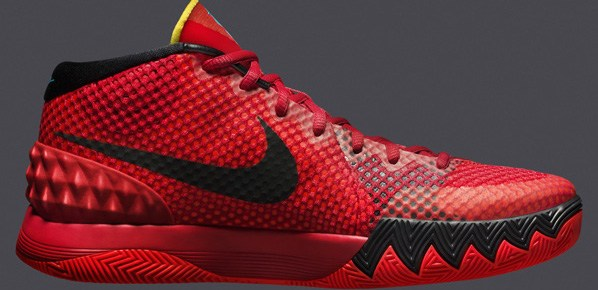 12/5/14 O&A With WaleStylez: Nike Unveils Kyrie Irving's Signature Basketball Shoe