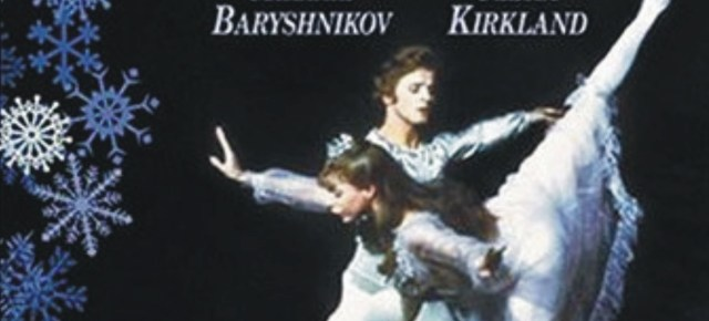 12/4/14 O&A Shall We Dance: Mikhail Baryshnikov and Gelsey Kirkland- Nutcracker Grand Pas de Deux