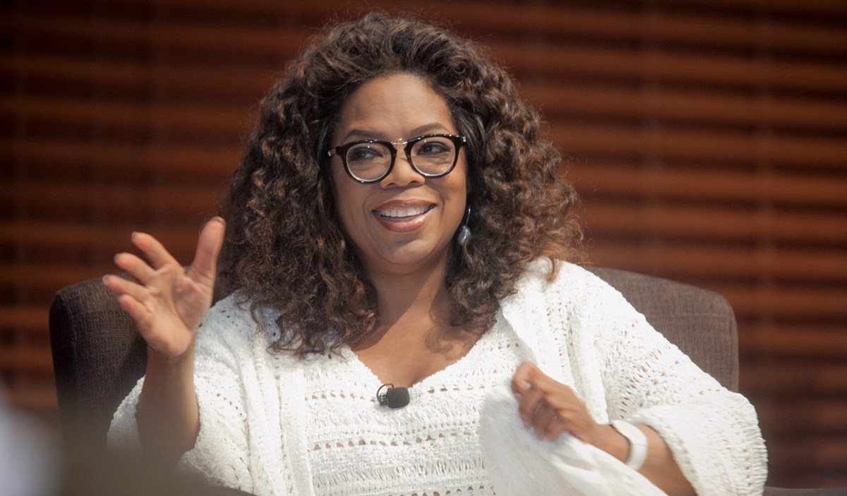 a report on the life and career of oprah gail winfrey Oprah gail winfrey was born on january 29, 1954, in kosciusko,  came about for 16-year-old oprah when she first read the autobiography of.