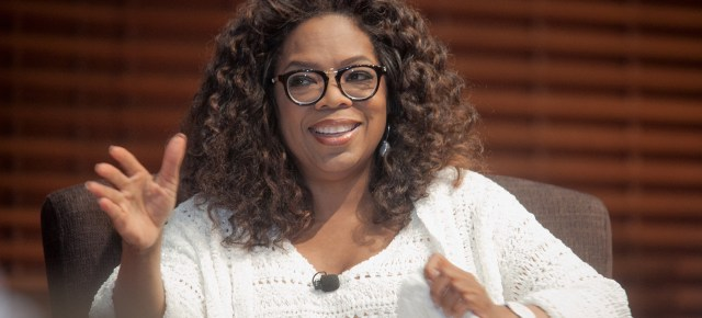 1/6/15 O&A Inspirational Tuesday: Oprah Winfrey on Career, Life and Leadership