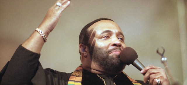 10/18/15 O&A NYC Gospel Sunday: The Life of Andraé Crouch