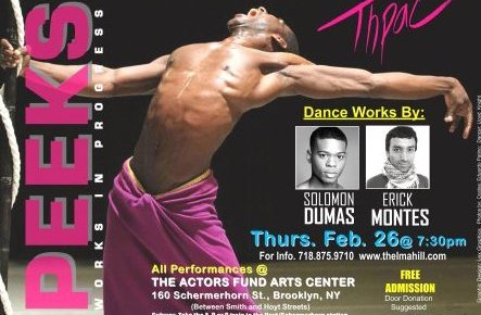 2/24/15 O&A Thelma Hill Performing Arts Center Begin Spring 2015 Season