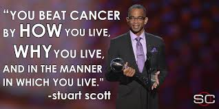2/17/15 O&A Inspirational Tuesday: 2014 ESPYS Stuart Scott Jimmy V Perseverance Award (Full Speech)