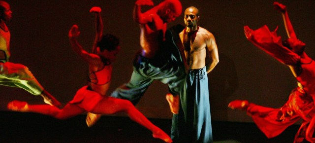 3/7/15 O&A REVIEW: Ronald K Brown and Evidence, A Dance Company 2015 New York City Season
