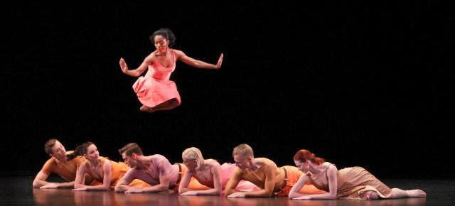 3/16/15 O&A Dance: A Conversation With Michelle Fleet- Paul Taylor Dance Company