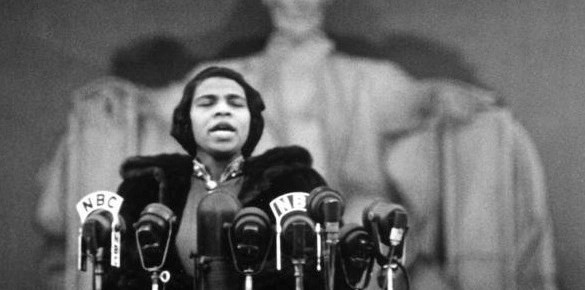 3/5/15 O&A Throwback Tuesday: Marian Anderson