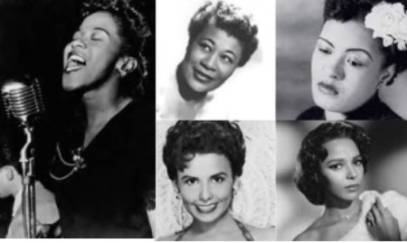 3/14/15 O&A Its Saturday Anything Goes: Jazz Divas- Sarah Vaughan, Lena Horne, Ella Fitzgerald, Billie Holiday and Dorothy Dandridge