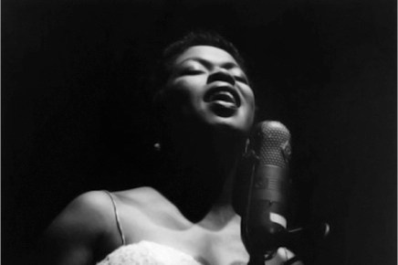 3/12/15 O&A Celebrating Women's History Month -Throwback Thursday: The Divine One- Sarah Vaughan