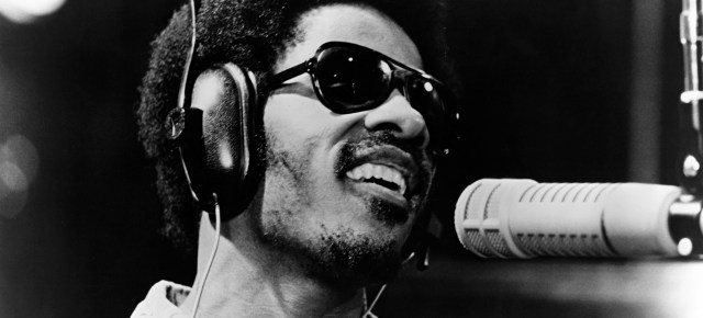 4/9/15 O&A THROWBACK THURSDAY: Stevie Wonder