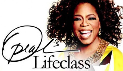 10/27/15 O&A NYC Inspirational Tuesday: Oprah's Life Class
