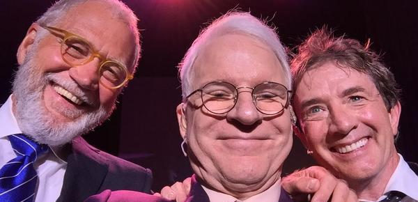 7/15/15 O&A Wildin Out Wednesday: Steve Martin and Martin Short With Surprise Guest- David Letterman