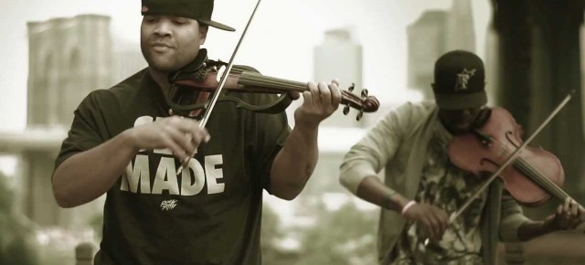 10/23/15 O&A NYC Song Of The Day: Black Violin – A Flat