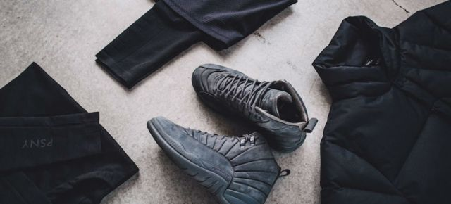 12/11/15 O&A NYC With WaleStylez: Air Jordan and Public School Sneaker and Apparel Collection First Look