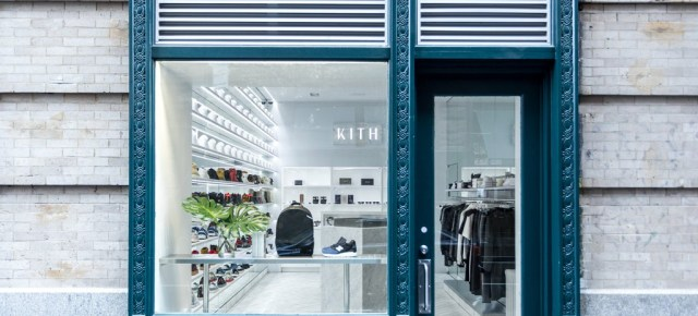 12/21/15 O&A NYC With WaleStylez- Fashion: Kith Launches First Women's Store and Store