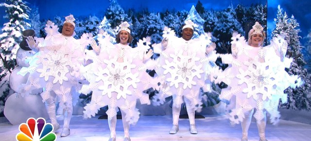12/23/15 O&A NYC Wildin Out Wednesday: Dance of the Snowflakes