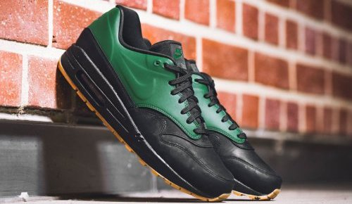 12/4/15 O&A NYC With WaleStylez- Fashion: Nike Air Max 1 In Molded VT Leathers