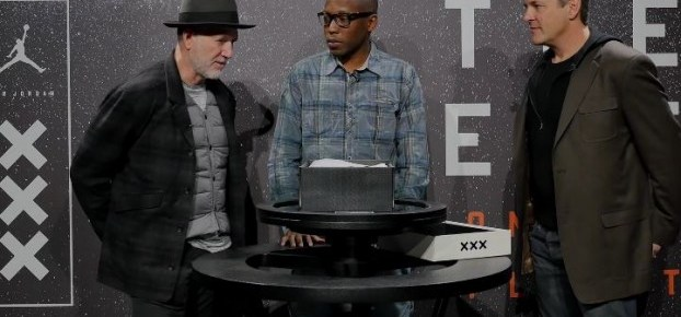 1/29/16 O&A NYC With WaleStylez- Fashion: Unboxing Air Jordan XXX (30) With Tinker Hatfield And Mark Smith