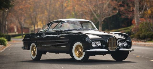 1/29/16 O&A NYC AUTOMOBILE: Classic 1953 Cadillac Series 62 Coupe Heading To Auction
