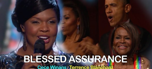 1/3/15 O&A NYC Gospel Sunday: CeCe Winans and Terrence Blanchard Honor Cicely Tyson – Blessed Assurance Kennedy Center Honors