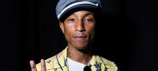 1/22/16 O&A NYC WITH WaleStylez: Pharrell Williams Buys Stake In Billionaire Boys Club, Ice Cream