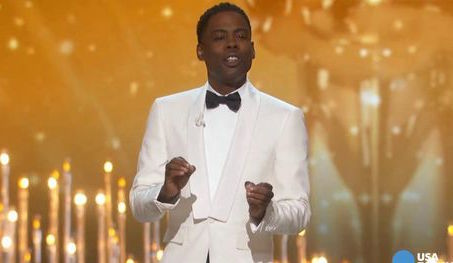 2/29/16 O&A NYC ENTERTAINMENT: Chris Rock Opening Monologue At The 2016 Oscars