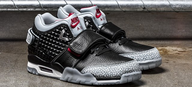 2/22/16 O&A NYC WITH WaleStylez- FASHION: Nike Air To Release Cruz Black Cement