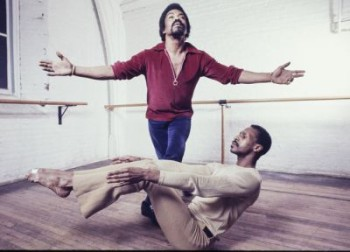 2/26/16 O&A NYC SHALL WE DANCE FRIDAY: Dudley Williams Dances Alvin Ailey's Love Songs