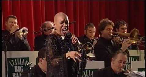 2/14/16 O&A NYC Valentine's Day Special: My Funny Valentine – Dee Dee Bridgewater & The Italian Big Band