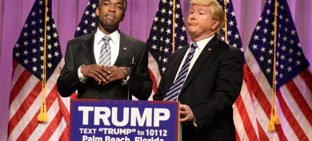 3/16/16 O&A NYC WILDIN OUT WEDNESDAY: Carson Endorsement Cold Open – Saturday Night Live