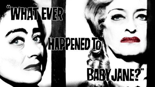 3/7/16 O&A NYC HOLLYWOOD MONDAY: Hollywood Monday: Whatever Happened To Baby Jane?- Bette Davis and Joan Crawford
