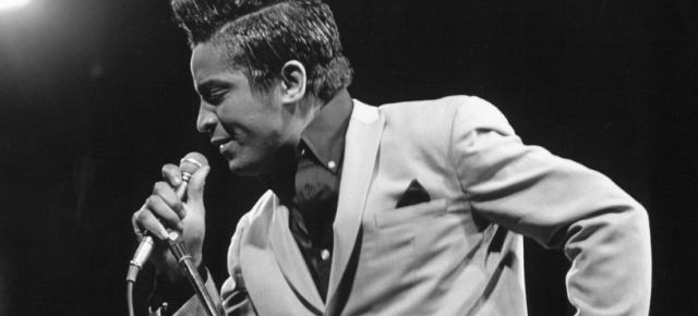 3/4/16 O&A NYC SONG OF THE DAY: Jackie Wilson- Baby Workout (Live 1965)