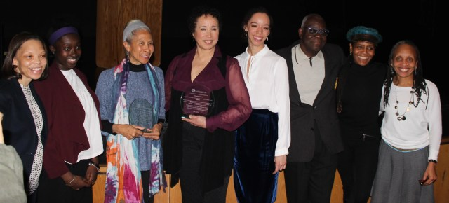 4/5/16 O&A NYC DANCE: Harlem Arts Alliance Honors Women In Dance