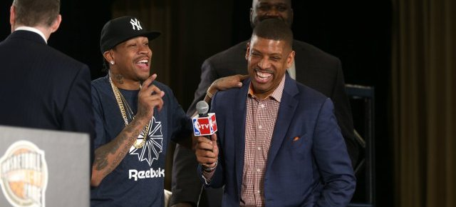 4/6/16 O&A NYC WITH WaleStylez SPORTS: Shaq, Allen Iverson And Kevin Johnson Headline Finalists For 2016 Hall Of Fame
